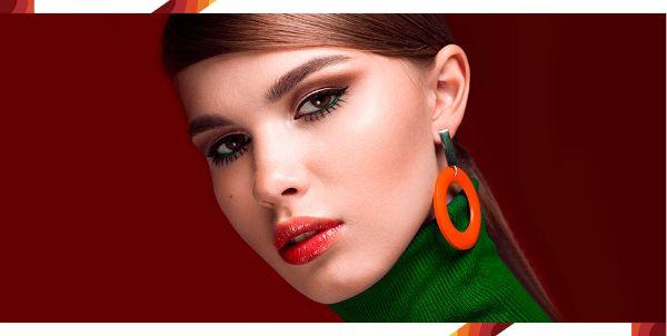 Genoeg Make-up zoals in de jaren 60: tips, foto's en een step by step @CC35