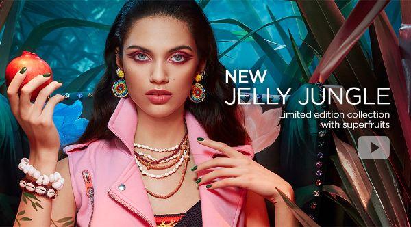 Jelly Jungle Milano Jungle Jungle Jelly Milano Kiko Jelly Kiko w8Z0nkXNOP
