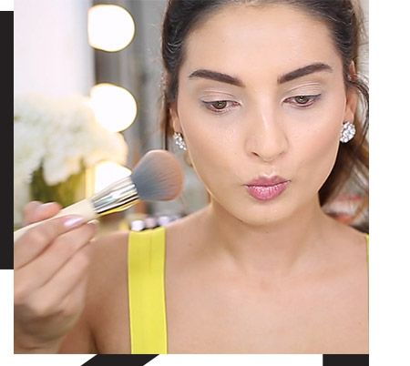 Perfect evening makeup? Start with the basics