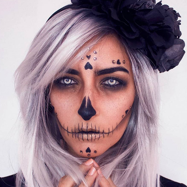 Whats Your Makeup For Halloween Here Are 5 Ideas For Your