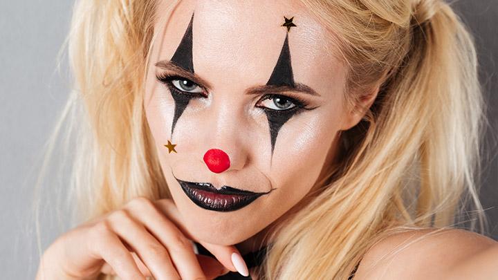 Comment vous maquillez,vous pour Halloween ? Voilà 5 idées
