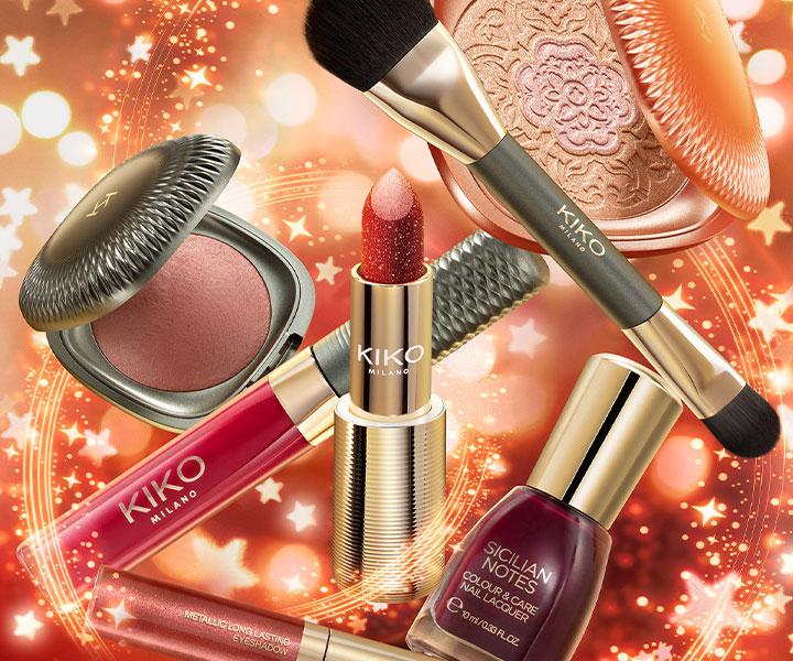 KIKO MILANO: Make-up, Nagellacke, Gesichtscremes und ...