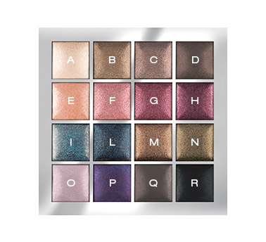 Color Fever Must Have Eyeshadow Palette