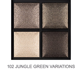 102 Jungle Green Variations